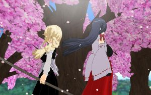 2015 Preview: The Heroine of the Cherry Blossom by AB-Spinoff