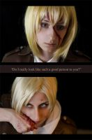 Shingeki no Kyojin: A Good Person by Green-Makakas