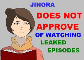 LoK: Jinora Is Awesome by swan-swan