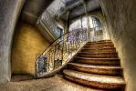 stairs by shitpitcher