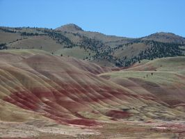 Oregon's Painted Hills by boxcamera