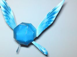 papercraft navi by nochena
