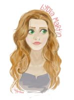 Teen Wolf: Lydia by Sully-Bean