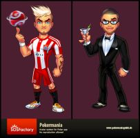 Pokermania Avatar Creator 02 by SOSFactory