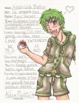 Basic Profile: AEDEN by EnchantedTopaz