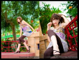 casual fashion: chinatown by Shiya