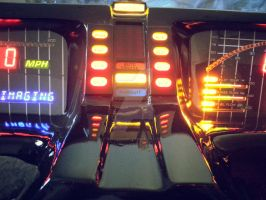 KITTs Dashboard All Lit Up 02 by sicklilmonky