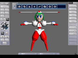 Marina Model  'Mischief Makers' by SuperSmashBrosGmod