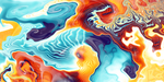 the sea of emotions by Fiery-Fire