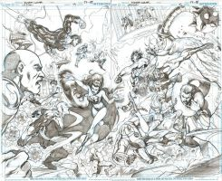 Legion 15 double splash by Cinar