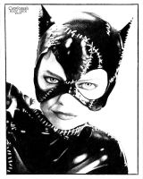 Catwoman by trephinate