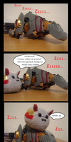 TF COMIC: Hit the Snooze by KidDGrimlock