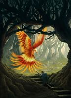 Stravinsky's Firebird by ChristianGerth