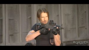 Johann Urb as Leon Kennedy in RE Retribution 2012 by 1leona