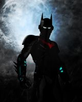 Batman Beyond by zosco
