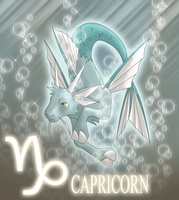 Capricorn by cobaltdragon