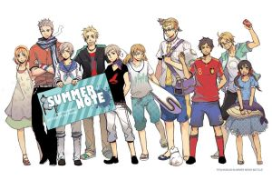 Summer note by Nios54