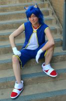 Sonic the Hedgehog by XxNaomi-LukarixX