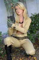 EVA - Metal Gear Solid 3: 4 by popecerebus