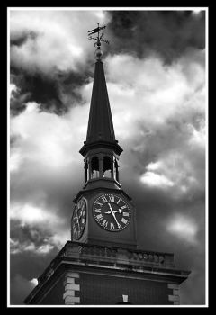 Clock Tower by bright-shadow