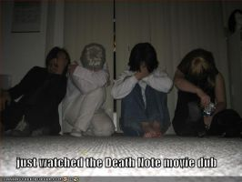 Just watched Deathnote movie.. by Nin-Kitty