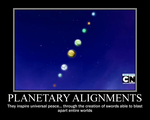 Planetary Alignment Motivational by Sephirath21000