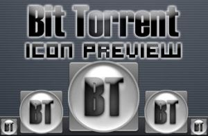 BitTorrent Icon Style by Kimba