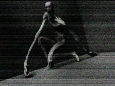 SCP-096 by WhatICantDo