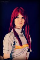 Erza  Scarlet Cosplay by LadyNoa
