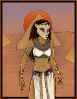Sekhmet by Sekhmet-Heart