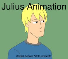 Julius Animation + Book by gucci84