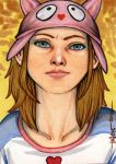 Sketchcard: Molly Hayes by Everwho