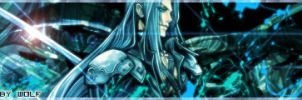 Sephiroth's Sign by BlueWolfSoul