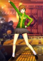 Chie Satonaka (Winter Yaso) by Sticklove