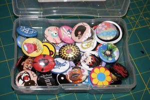 Buttons-Pins-Badges by car2in-bitz