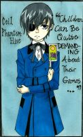 Ciel and his games by missanimestranger