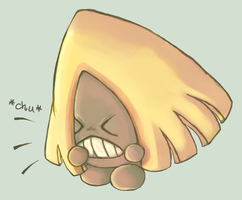 Sneezing Snorunt by Balianne
