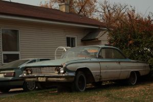 Poor Old LeSabre by KyleAndTheClassics