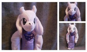 Handmade Undertale Chibi Toriel Plushie by HipsterOwlet