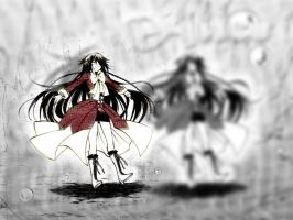 Alice Pandora Hearts Wallpaper by LadyCrowned