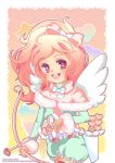 Valentines day Cupid by Minty-Kitty-Art
