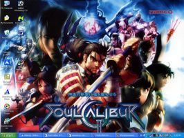 Soul Calibur II Desktop by scclub