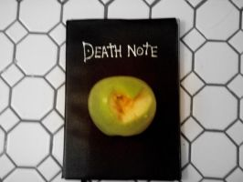 death note by delcaite-foot-kirro