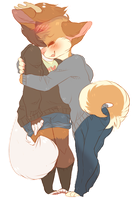 [c] the babies, by Aoifhe