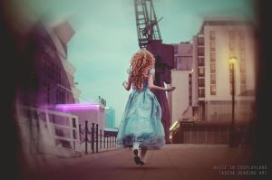 Alice by Tazpire