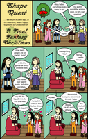An FF Christmas Story 01 by ShapeQuest