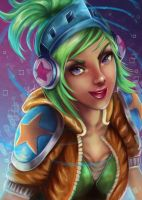 Arcade Riven by joacoful