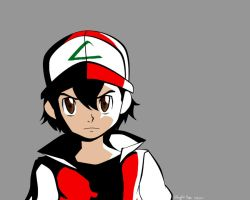 Ash Ketchum by kittyface27