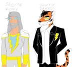 Shazam Characters 2 by werewolf90x