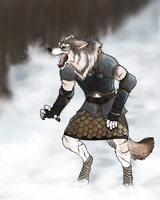 lycanthropy by swolemate
